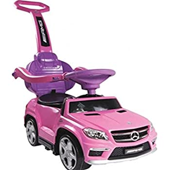 luxury mercedes gl63 kids convertible ride on push car and rocking chair includes. Black Bedroom Furniture Sets. Home Design Ideas