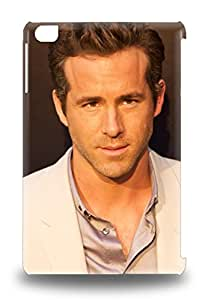 New Design Shatterproof Ipad 3D PC Case For Ipad Mini/mini 2 Ryan Reynolds Canada Male The Croods ( Custom Picture iPhone 6, iPhone 6 PLUS, iPhone 5, iPhone 5S, iPhone 5C, iPhone 4, iPhone 4S,Galaxy S6,Galaxy S5,Galaxy S4,Galaxy S3,Note 3,iPad Mini-Mini 2,iPad Air )