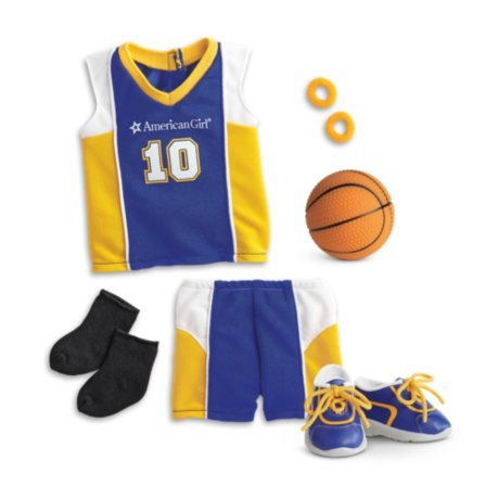 American Girl - Basketball Outfit for Dolls - Truly Me 2015 by American Girl