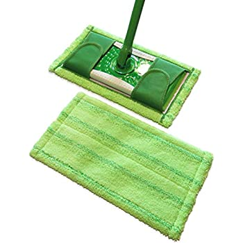 Amazon Com Green Glider Reusable Swiffer Replacement Mop