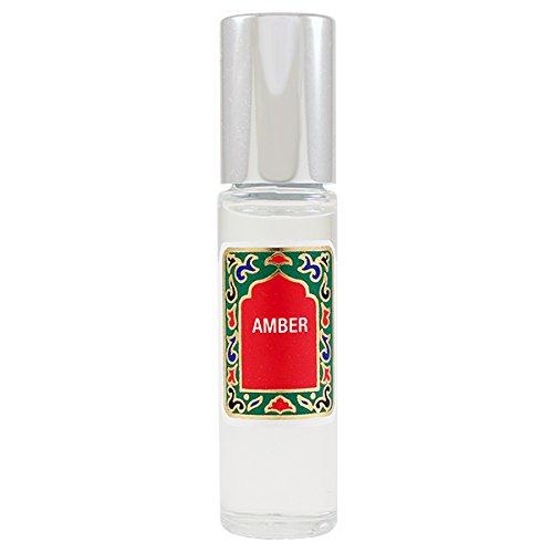 - NEMAT ENTERPRISES Amber Perfume Oil, 10 ML