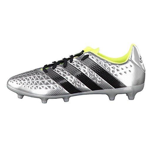Adidas para 3 Amasol de Negbas FG fútbol Plata Plamet Ace Botas 16 Hombre UrE0qwnUF