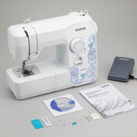 Brother Intl LX3817 Sewing Machine - Lightweight