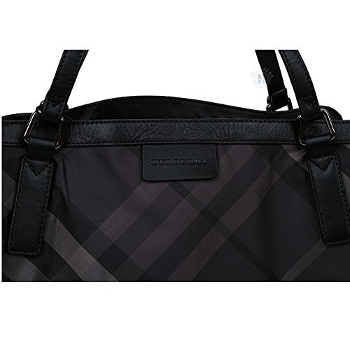 d1a9923cd886 Authentic BURBERRY Buckleigh Packable Nylon Shoulder Bag - Import It All