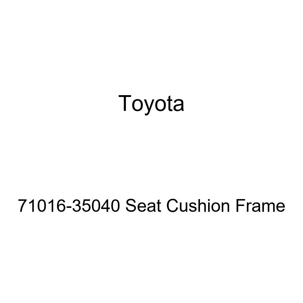 TOYOTA Genuine 71016-35040 Seat Cushion Frame