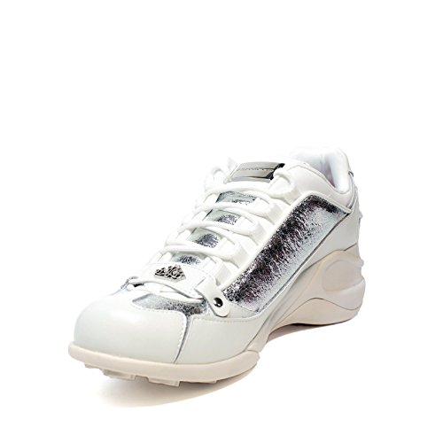 Fornarina SPECIALSILVER White Chaussure Special Woman - White, 40 EU