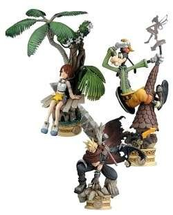 Kingdom Hearts Series 2 Formation Arts Kairi Action Figure ()