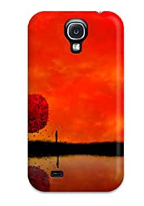 Hot UHACPlg3907xzMUN Case Cover Protector For Galaxy S4- Fading Light