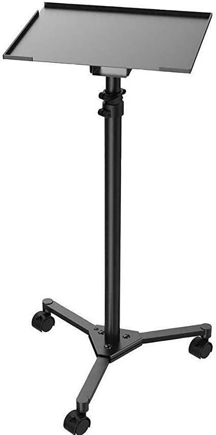 Pulse - Soporte de pie para proyector Soporte con Ruedas: Amazon ...