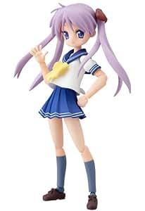 Lucky Star: Figma Hiiragi Kagami Summer School Uniform ver. PVC Figure [Toy] (japan import)