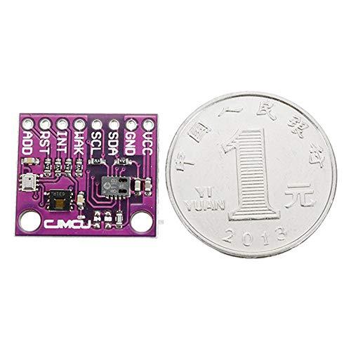 8Eninine CJMCU-8128+CCS811+HDC1080+BMP280 CO2 Temperature Humidity Gas Pressure Module
