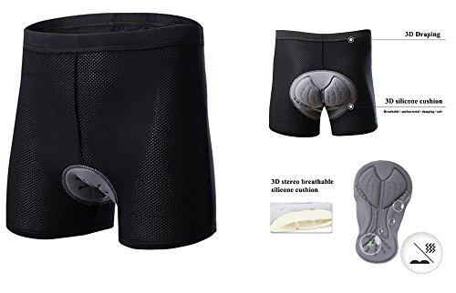 unisex cycling underwear - 7