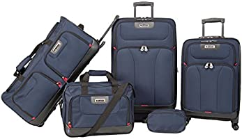 39% off American Explorer luggage set of 5 pieces