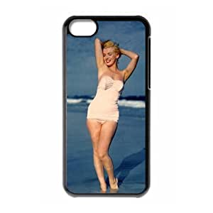 Famous Actress Marilyn Monroe Plastic Durable Slim Phone Case for iphone 4/4s iphone 4/4s Case