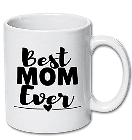 best mom ever mug mothers day gift from daughter son or kids for birthday christmas gifts