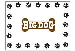 CounterArt Non-Slip 'Big Dog' Pet Placemat