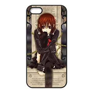 iPhone 5 5s Cell Phone Case Black Vampire Knight WQ7491371