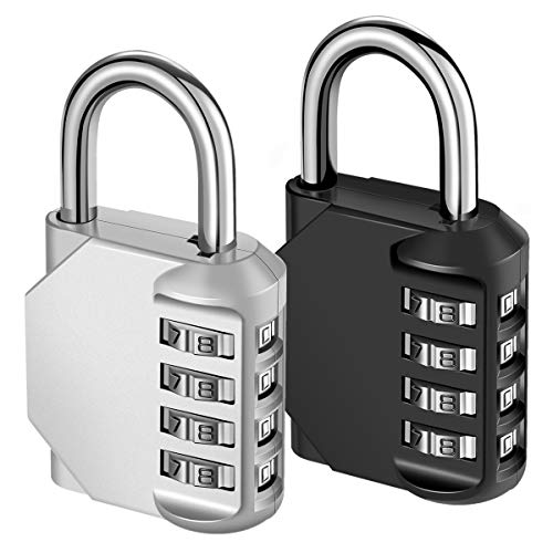number combination lock - 4