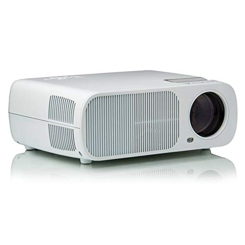 Amazon.com: LeftCafe White 3200 Lumens Full HD 1080P Home ...