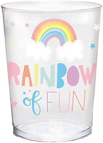 Magical Rainbow Birthday Favor Cup
