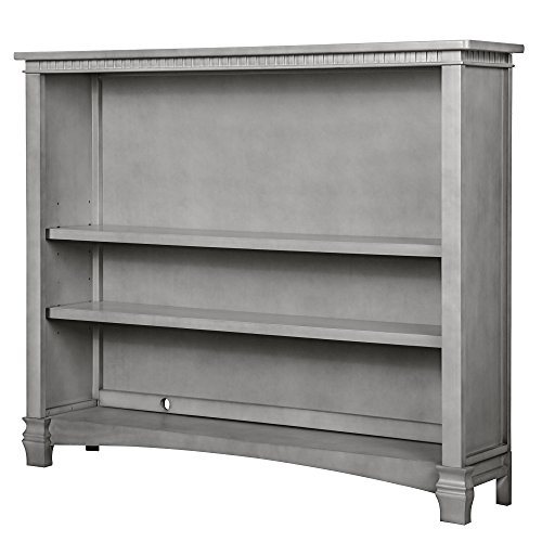Evolur Cheyenne Stormy Grey, Hutch by Evolur
