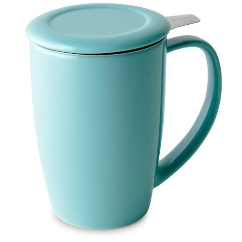 FORLIFE-Curve-Tall-Tea-Mug-with-Infuser-and-Lid-15-ounces-Turquoise