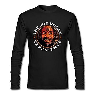 TLMKKI Men's The Joe Rogan Experience Long Sleeve T-shirt