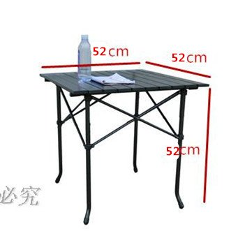 Xing Lin Mesa Al Aire Libre Mesa Plegable Exterior Auténtica Mesa ...