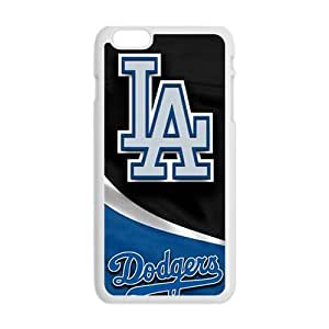 Cool Painting Los Angeles Dodgers Cell Phone Case for Iphone 6 Plus