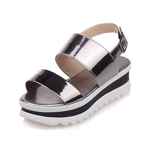 Comfort 1TO9 Sandals Ground Firm Urethane Womens Marking Platforms Non Bronze MJS03281 WXXTwq