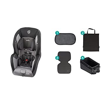Evenflo SureRide DLX Convertible Car Seat Berlin With Accessory Kit