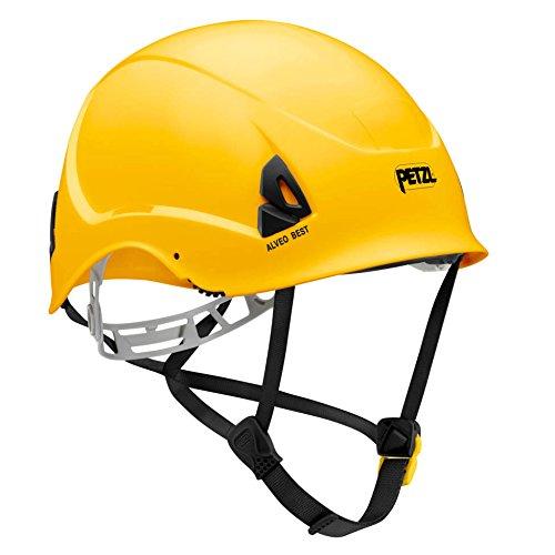 Petzl ALVEO BEST ANSI helmet Yellow A20BYA