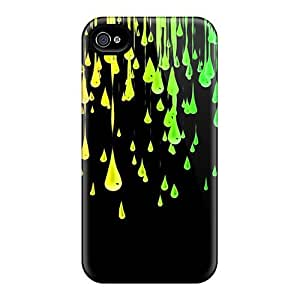Iphone 6 Cases Covers Colored Drops Cases - Eco-friendly Packaging by icecream design