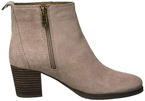 Street Classiques Gris Suede Femme Eleonor taupe 929 Bottes Grey Timberland 54xATUwqS
