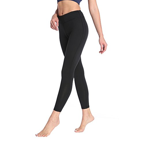 Yoga-Pants-FEIVO-Womens-Power-Flex-Yoga-Pants-Tummy-Control-Workout-Yoga-Capris-Pants-Leggings