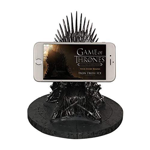 Game of Thrones - Iron Throne Business Card Holder - Mobile Tablet Support/Stand/Holder - Action Figure Garage Kits]()