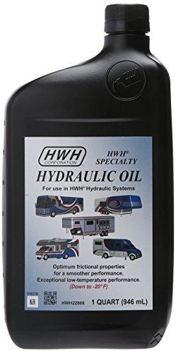 hwh hydraulic oil - 1