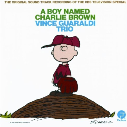 A Boy Named Charlie Brown: The Original Sound Track Recording Of The CBS Television Special Soundtrack Edition by Vince Guaraldi (1989) Audio CD