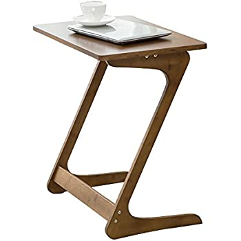 Sofa Table TV Tray Super Top Laptop Desk Removable Side/Snack/End Table for
