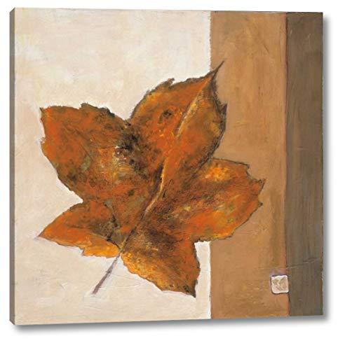 (Leaf Impression - Rust by Ursula Salemink-Roos - 23