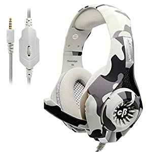 Cosmic Byte GS410 Headphones with Mic and for PS4, Xbox One, Laptop, PC, iPhone and Android Phones