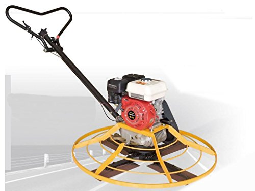Honda GX Series Walk Behind Power Trowel GX160 Gas 5.5HP