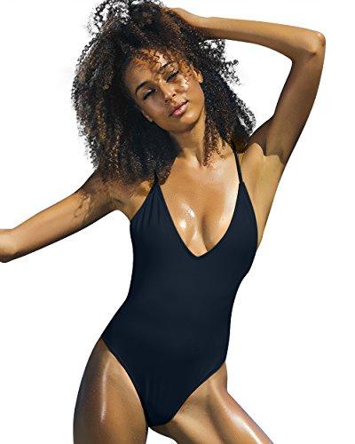 RUUHEE Swimsuit Pleated Bottom Monokini