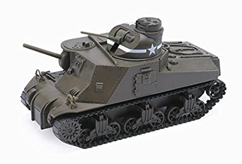 M3 Lee Tank Model Kit (Assembly Required) (M3 Lee Tank Model)