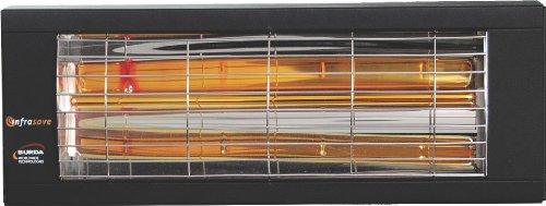 InfraSave IEP-1520 Indoor Garage/Workshop Electric Infrar...