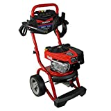 Factory Reconditioned Murray Pressure Washer 2800 PSI 190cc...