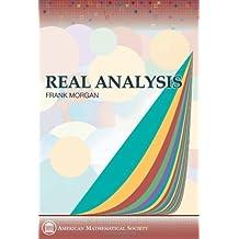 Real Analysis by Frank Morgan (2005-08-01)
