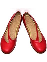 Michali Design Vegan Ballet Flats 100% Vegetarian, Eco Friendly Women Shoes - Comfortable, Casual Footwear – Many...