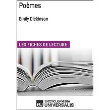 Poèmes d'Emily Dickinson: Les Fiches de lecture d'Universalis (French Edition)