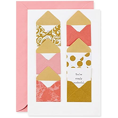 Hallmark Valentine's Day Card: Love Notes Sales